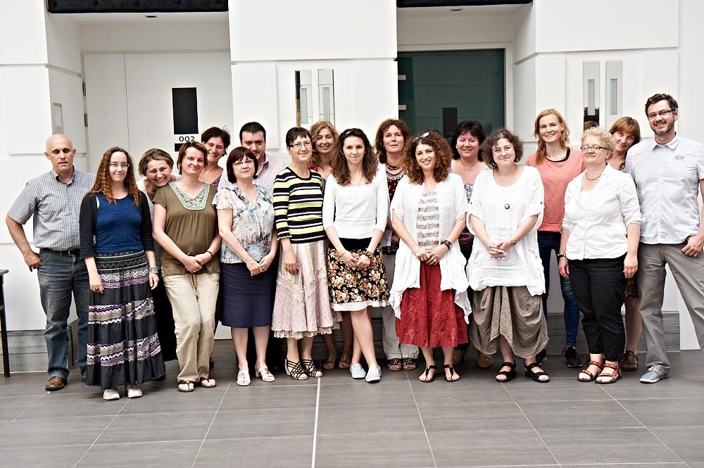 The 2013 Teaching with Testimony cohort
