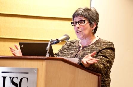 Beth Meyerowitz, Vice Provost, Professor of Psychology and Preventive Medicine, USC.
