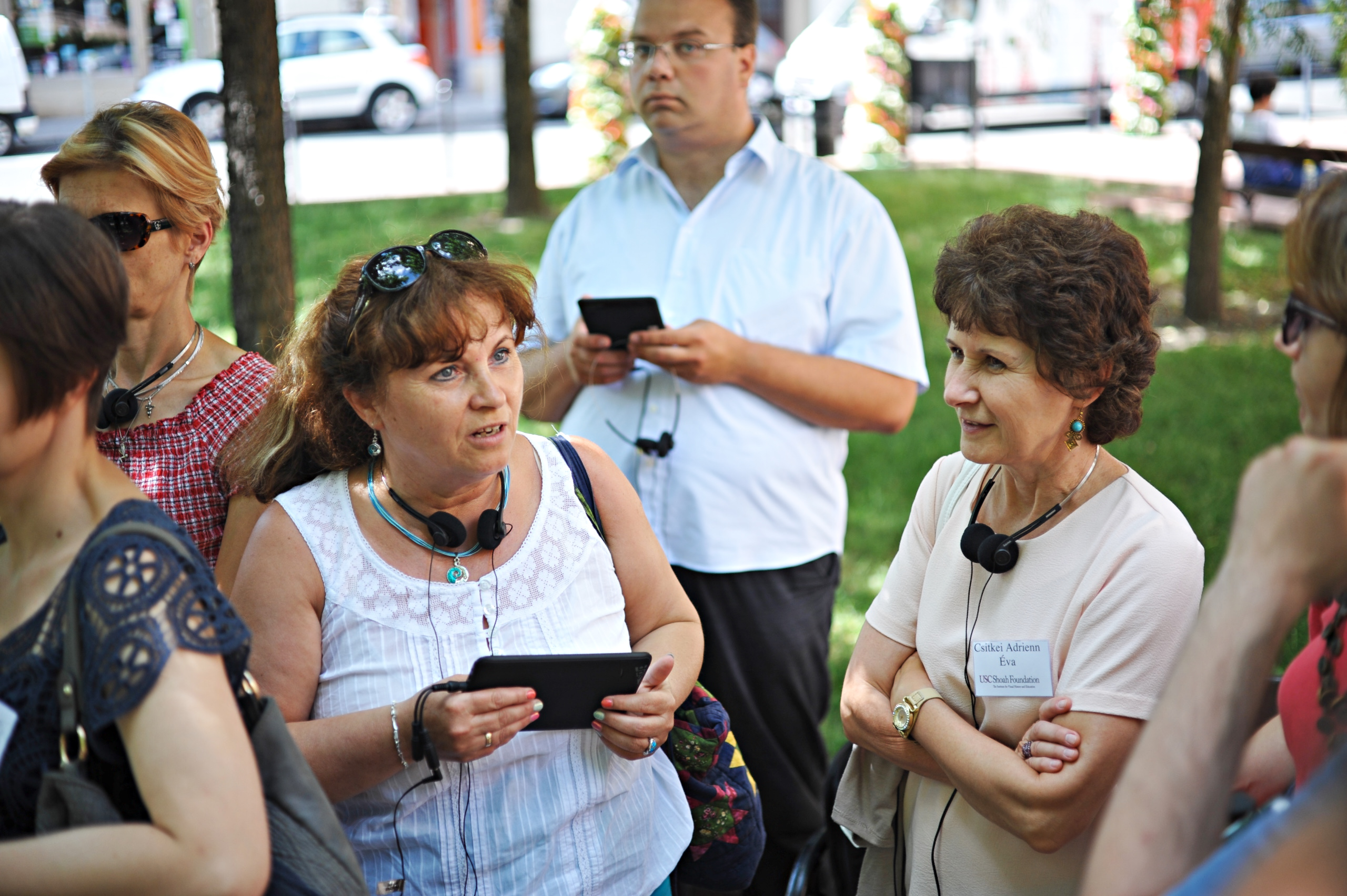 Master Teacher (Teaching with Testimony) Hungary 2016