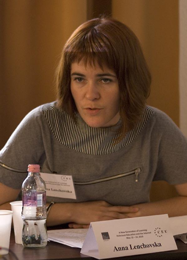 Anna Lenchovska, SFI Regional Consultant, Ukraine.