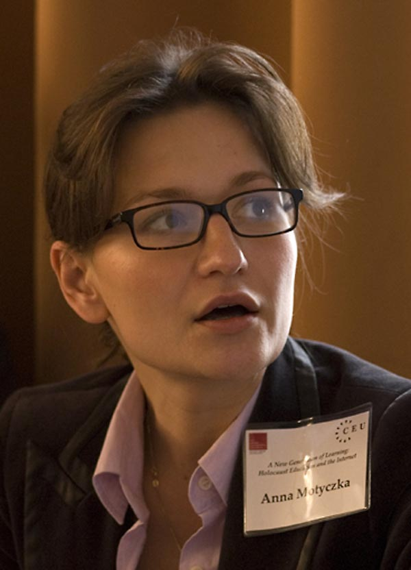 Anna Motyczka, SFI Regional Consultant, Poland.