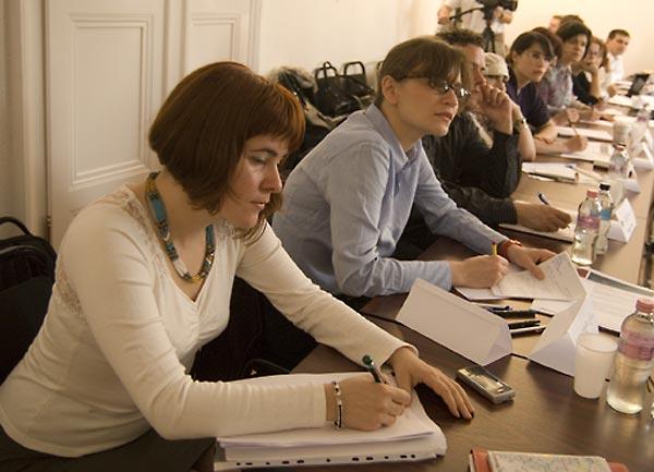 Anna Lenchovska, SFI Regional Consultant, Ukraine; and Anna Motyczka, SFI Regional Consultant, Poland.
