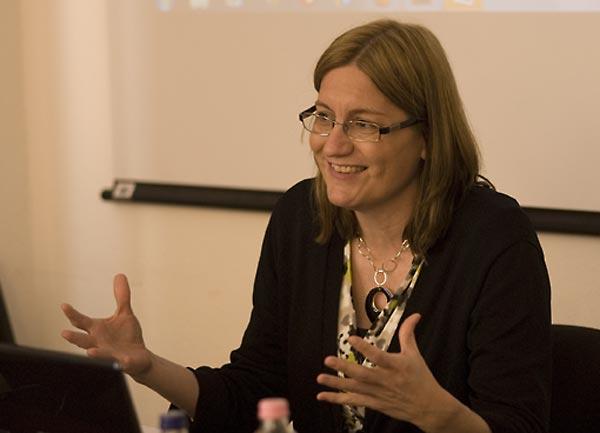Sheila Hansen, SFI Content Specialist.
