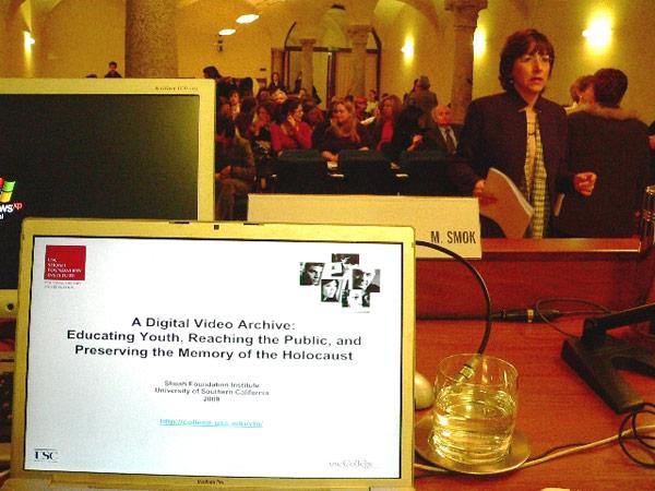 Seminar at Universita Cattolica del Sacro Cuore, 24 March 2009.