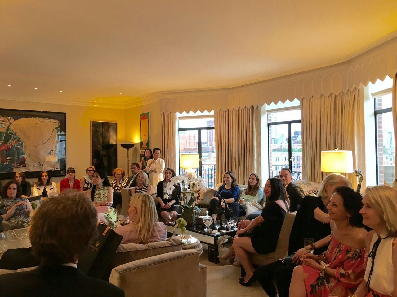 Plukka and Joan Hornig Benefit, June 27, 2016