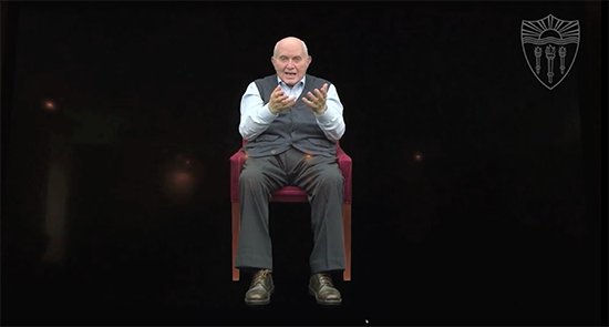 Pinchas Gutter in New Dimensions in Testimony