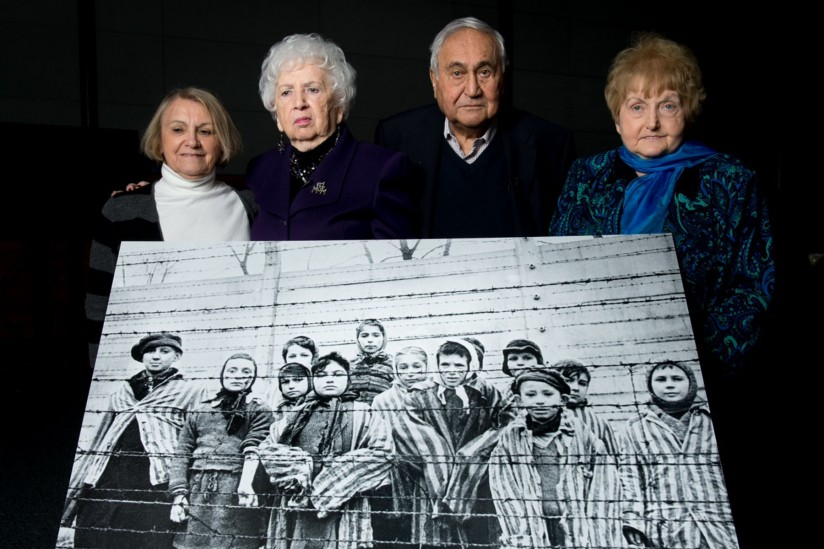 100 Auschwitz Survivors Convene In Historic Gathering