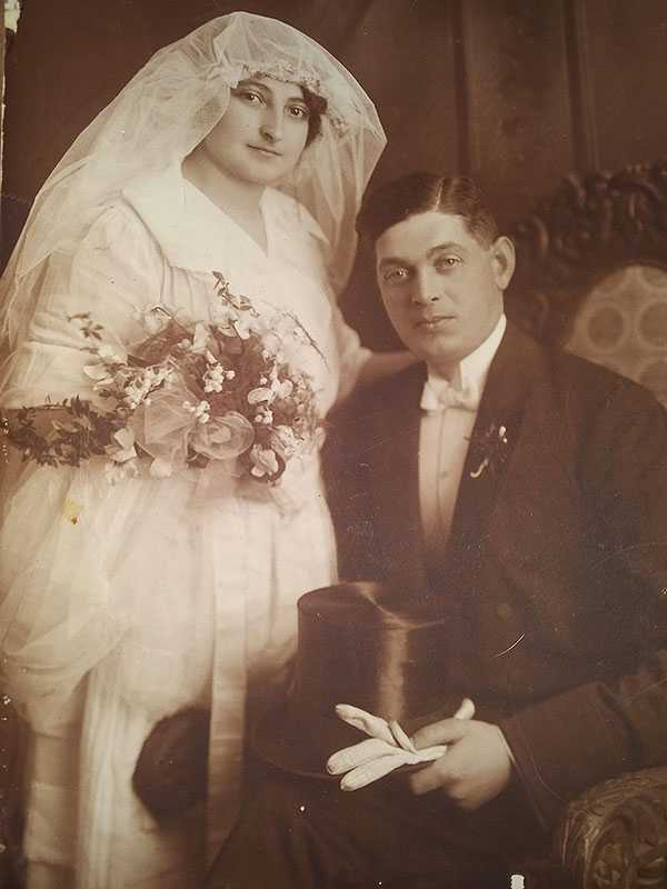 My maternal grandparents, Samuel and Libbe Fussteig, of Vienna Austria who were sent to Auschwitz on the last transport from Theresienstadt in 1944; my mother, Selma Fusstieg Neuhauser, who was 11 years old was smuggled to Sweden where she lived until age 22.