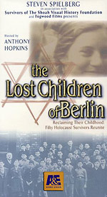 The Lost Children of Berlin Poster
